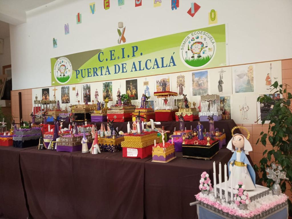 Semana Santa 2019 Puerta Alcala
