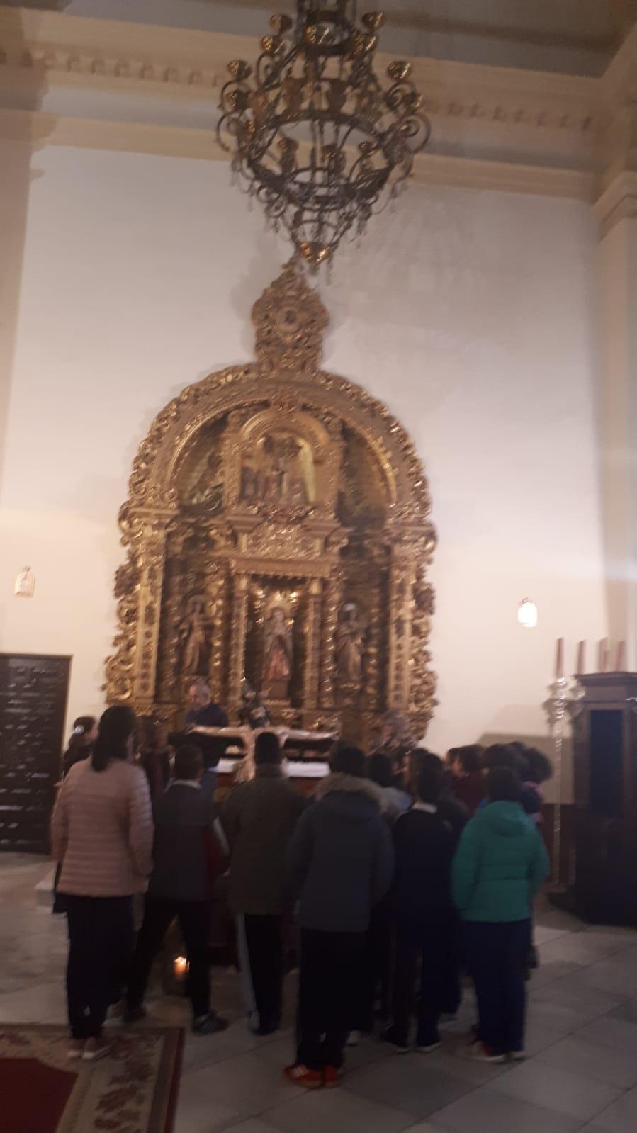 Semana Santa San Pedro Crisólogo 2019
