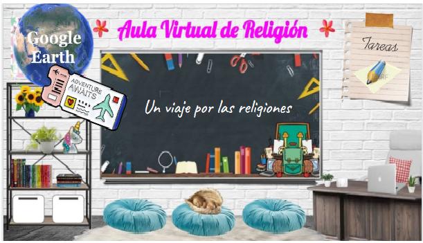 aula virtual las religiones